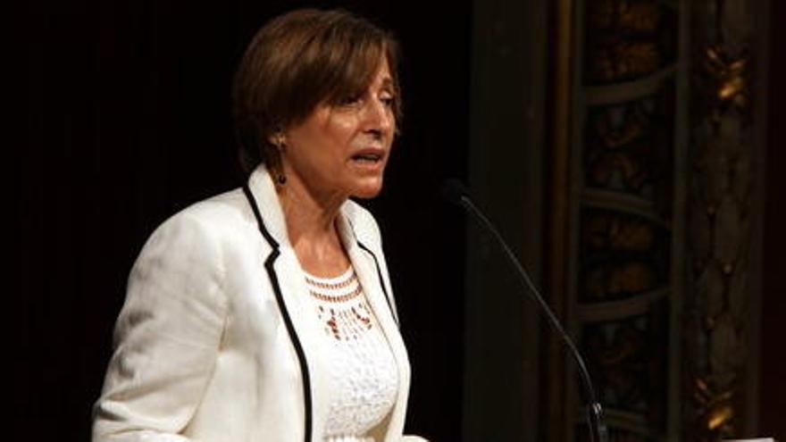 Forcadell participarà als actes de la Diada a Tarragona