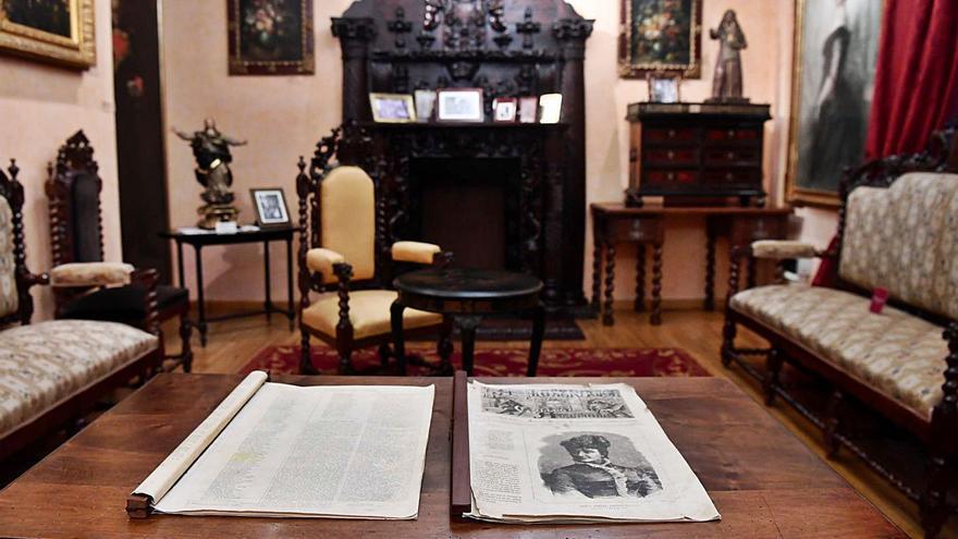 """Freixanes: """"Si los señores de la RAE aceptan la biblioteca de Pardo Bazán, sería un grave error"""""""