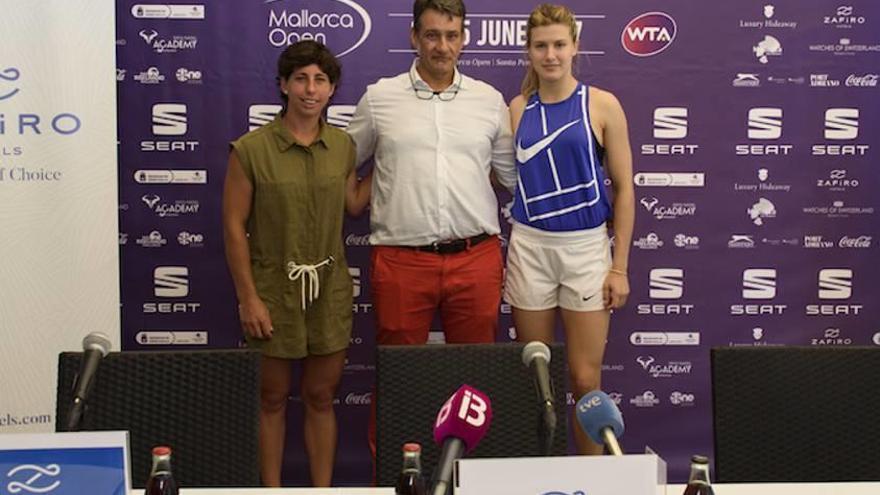 El Mallorca Open levanta el telón