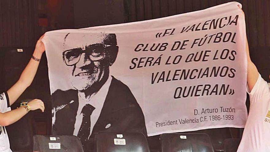 La reconquista del Valencia está en marcha