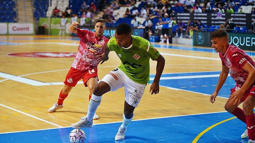 Goleada del Palma Futsal como tributo a Miquel Jaume