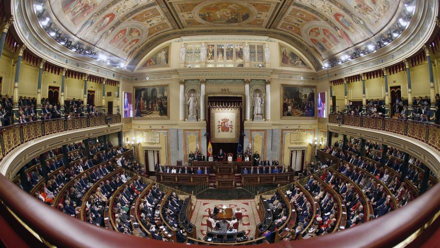 Directo | El Congreso debate si rebaja los delitos de opinión e injurias al Rey
