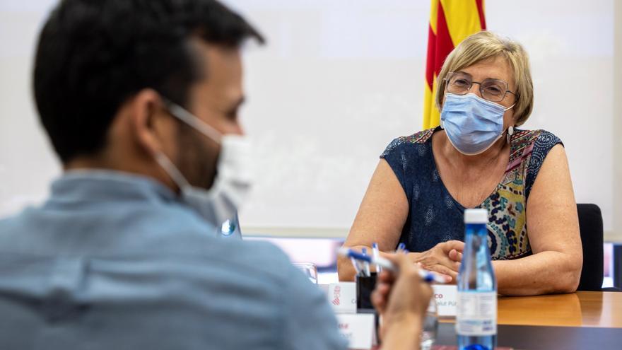 Los alumnos de Bachillerato y FP comenzarán a vacunarse la última semana de agosto