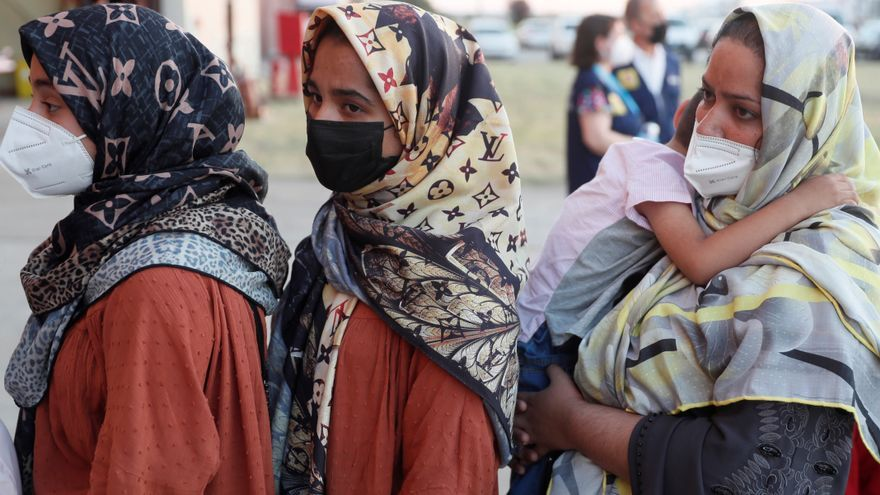 Aragón no acogerá a ningún afgano en el primer reparto