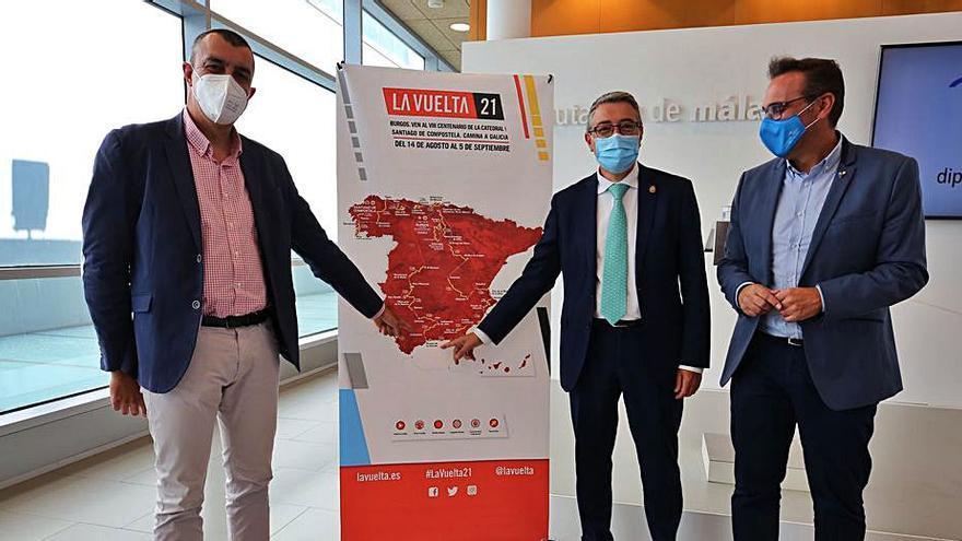 Rincón y Antequera se preparan para recibir a LaVuelta a España 2021