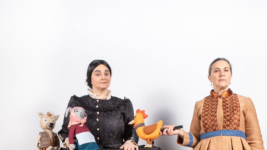 Valga acogerá el viernes un espectáculo de títeres con Concepción Arenal como protagonista