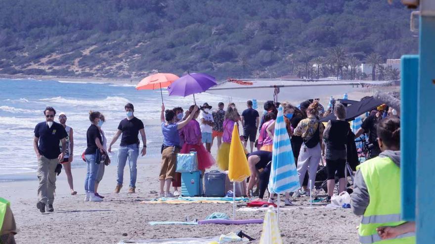 Ruedan en Ibiza una comedia alemana sobre una despedida de soltera