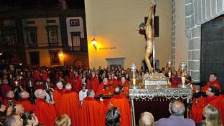 La anécdota de la bendición del Papa en el día más emotivo de Semana Santa en Canarias