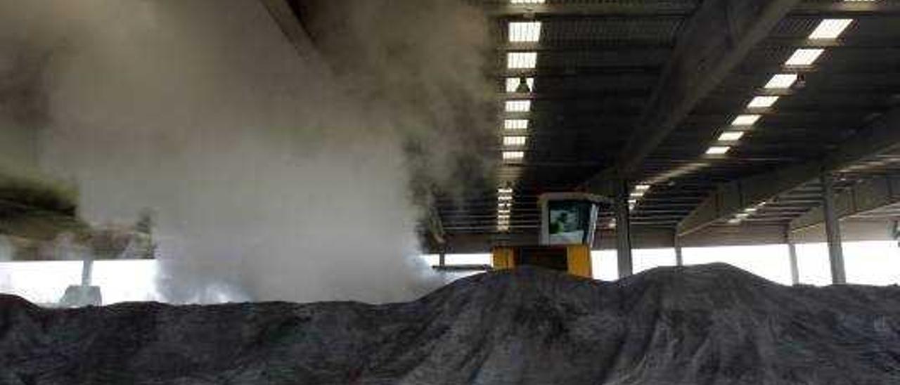 La planta de lodos de Carcaixent ya proyecta triplicar su actual superficie