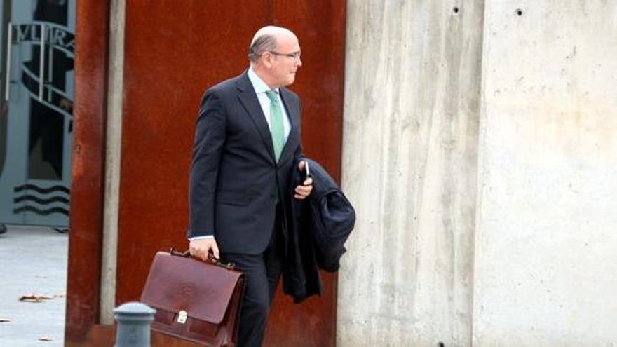 L'Audiència Nacional confirma la legalitat del cessament de Pérez de los Cobos