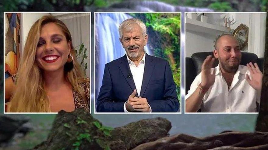'Supervivientes': Avilés dice que Ivana mantuvo relaciones con un cámara