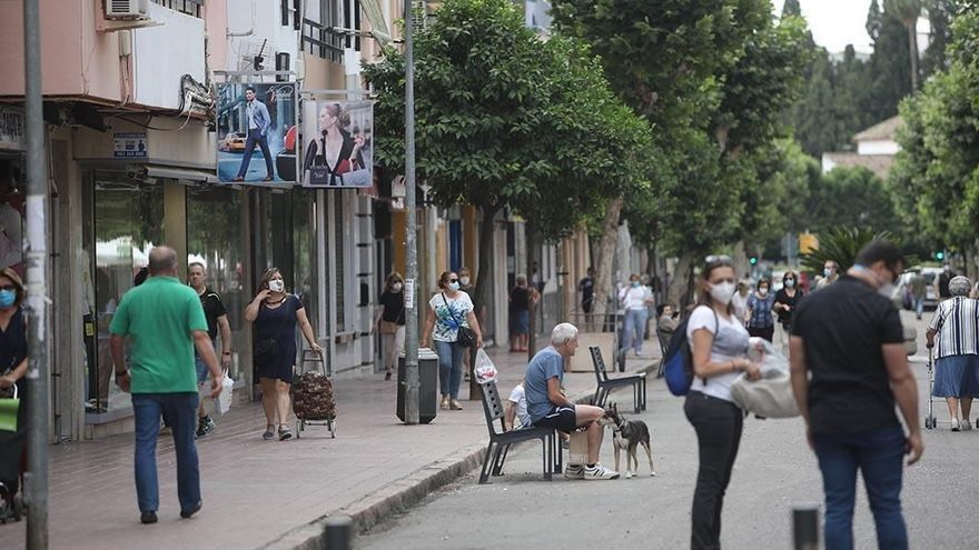 La población de Córdoba cayó un 0,4% el año pasado hasta situarse en niveles del 2006