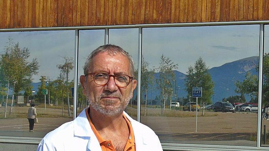 L'hospital de la Cerdanya completa la cúpula directiva