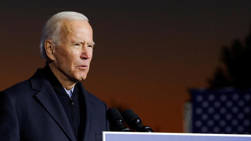 Joe Biden, un moderado que apela al consenso