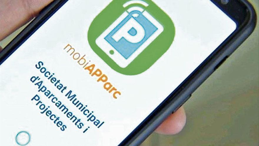 Neue Park-App von Palma de Mallorca mit Anlaufproblemen