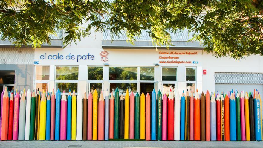 Reabre el aula confinada en una escuela infantil de La Vila tras dar negativo todos los menores y la educadora