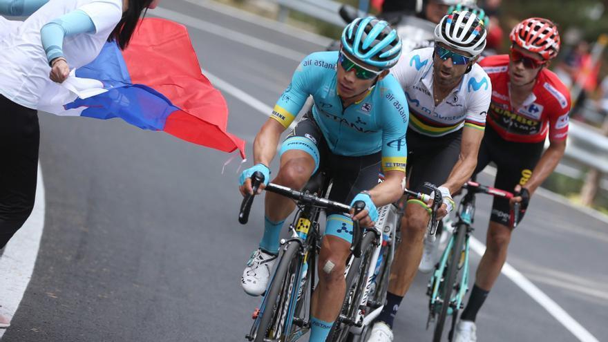 130 guardias civiles velarán por la seguridad en las etapas de La Vuelta ciclista en Galicia
