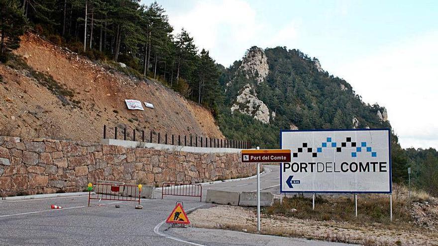 Territori treu a concurs les obres de millora de l'accés a l'estació del Port del Comte
