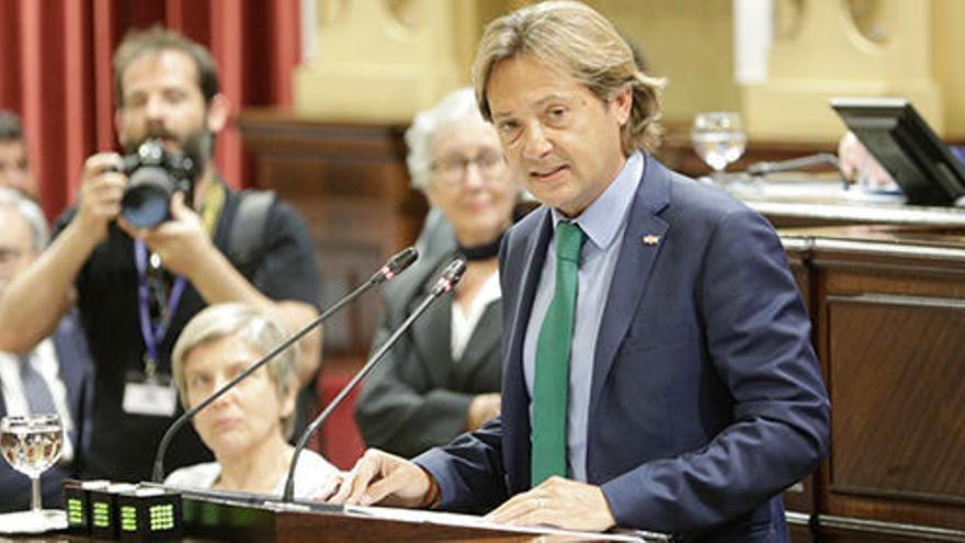 Rechtspartei verhindert Verurteilung häuslicher Gewalt im Balearen-Parlament
