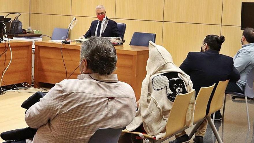 Un presunto narco saltó de un coche en marcha en Valencia al creer que iban a matarlo