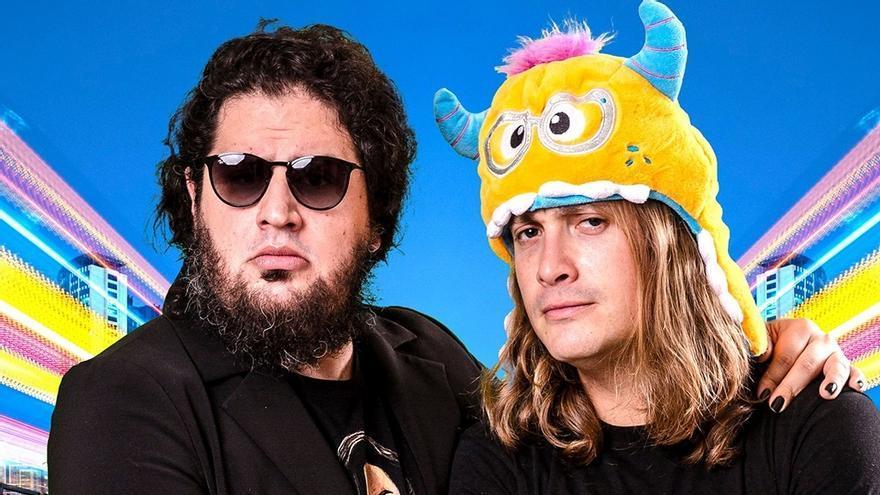Jaime Caravaca y Grison Beatbox