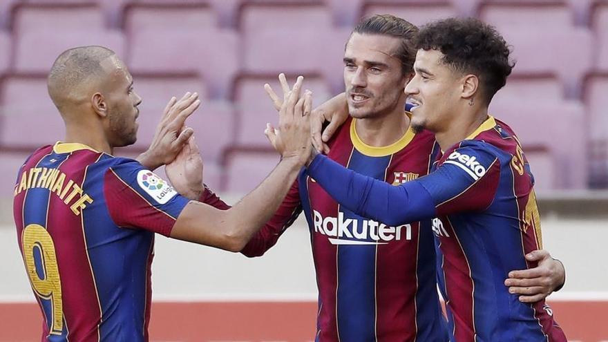 El Barcelona, sin Messi para el trámite ante el Ferencvaros