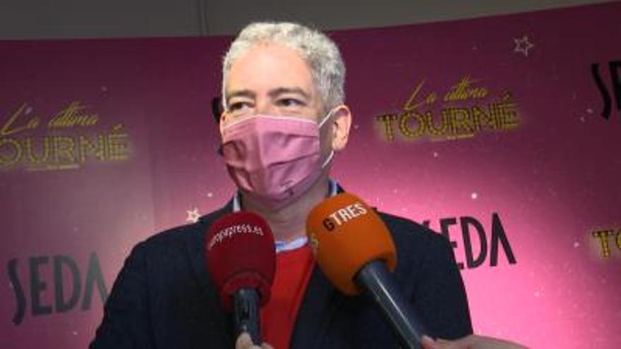 """Boris Izaguirre habla por primera vez del estado de Josep María Mainat: """"Estamos muy preocupados"""""""