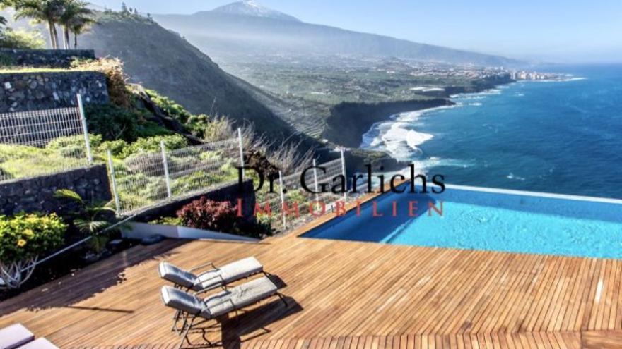 Si buscas casa en el norte de Tenerife, Santa Úrsula es tu destino