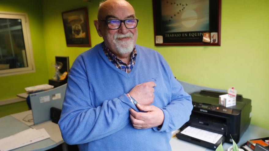 """Las memorias de Eugenio Prieto: """"En nuestra época el nivel de exigencia era tremendo"""""""