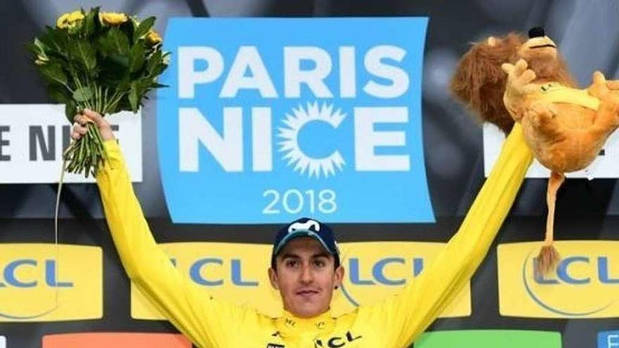 Soler conquista la París-Niza
