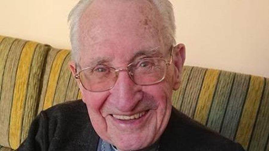 Fallece Damián Iguacen, obispo emérito de Tenerife, a los 104 años