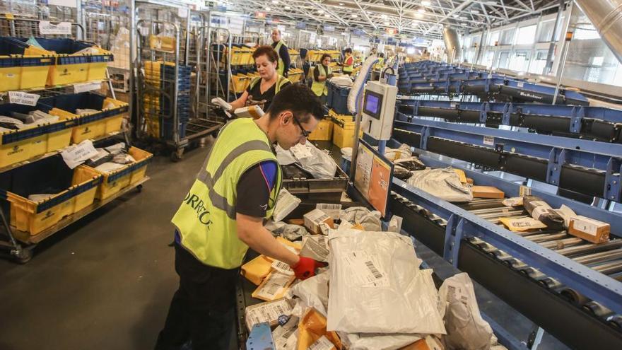 Un 52% más de envíos de paquetería por el Black Friday, el Cyber Monday y Navidad
