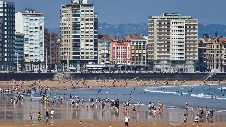 Las playas tendrán acceso libre, pero con control de aforo artificial en San Lorenzo