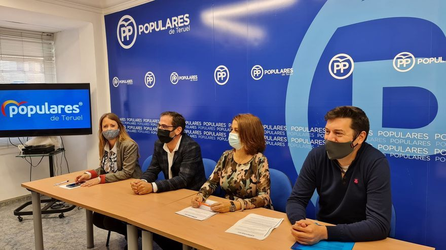 """El PP Teruel asegura que instalar ya la radioterapia en la provincia es cuestión de """"voluntad política"""""""