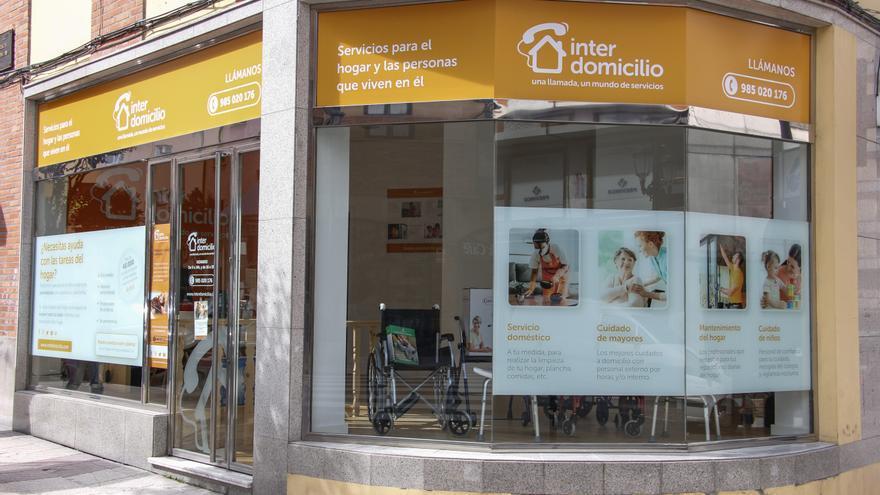 Interdomicilio: La primera empresa española de multiservicios profesionales para el hogar está en Asturias