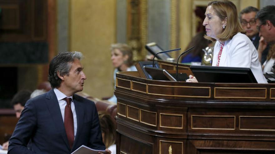 El Congreso aprueba la ley para la reforma de la estiba