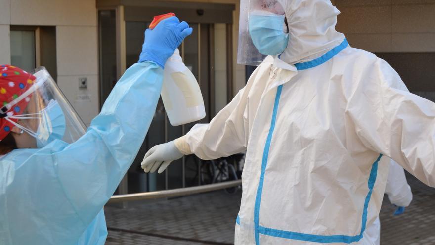 Sanidad comunica otros nueve brotes de coronavirus en Zamora