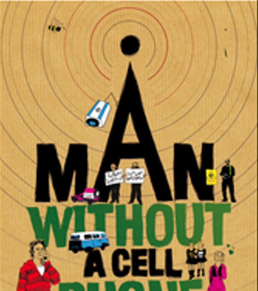 Cine: Kashta, Amphitheatre y Man without a Cell Phone