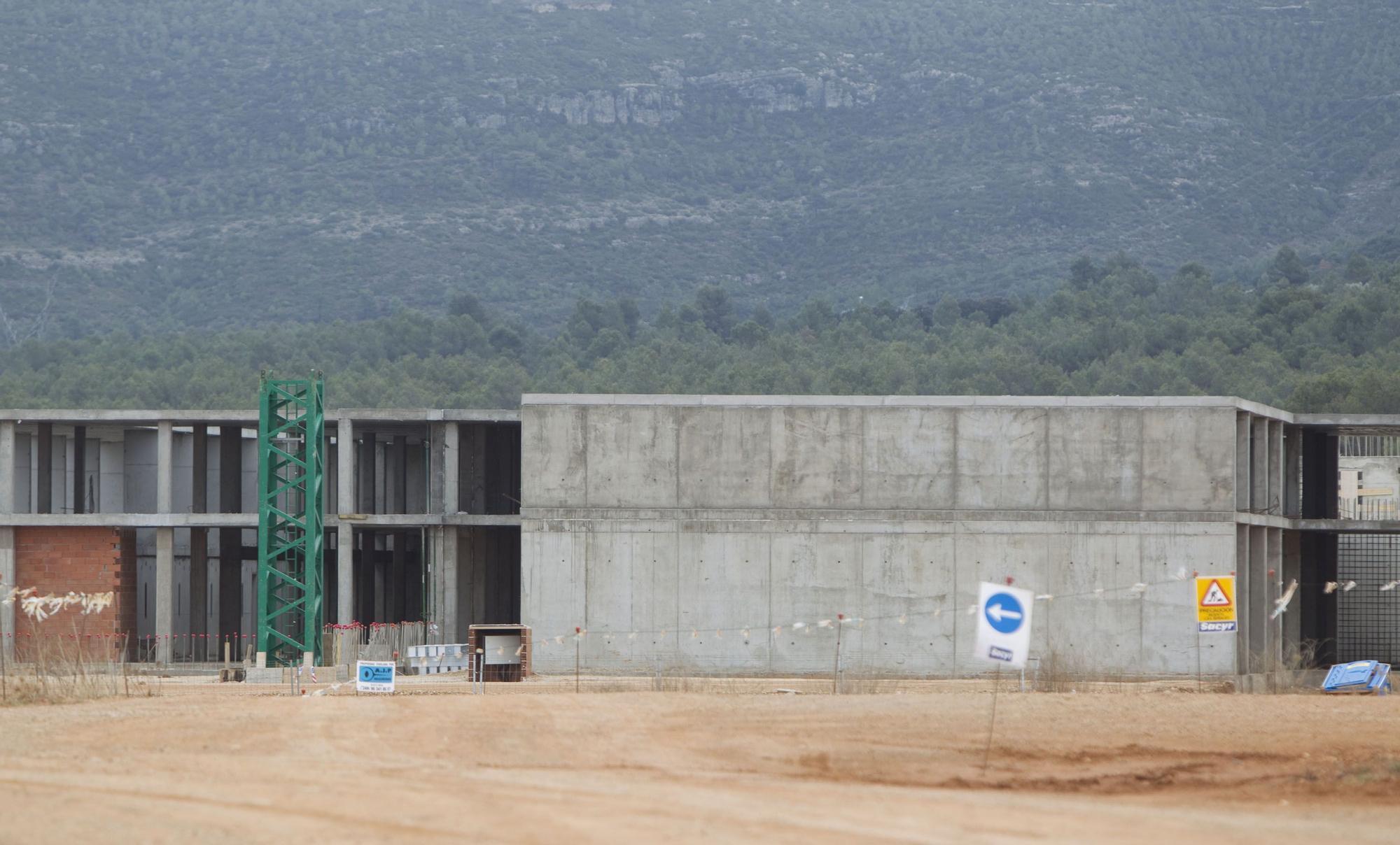 Sin noticias de la segunda cárcel de Valencia: cómo se quedó Levante II