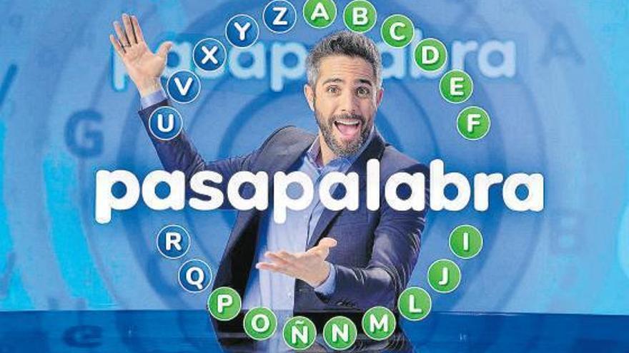 """El concurso """"Pasapalabra"""" cumple cien programas en su nueva etapa"""