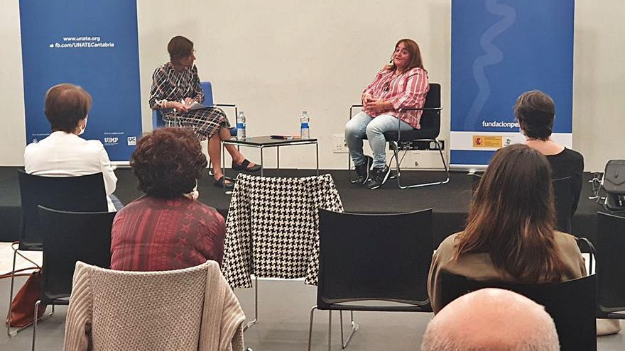 La madurez femenina, a debate en Buenavista