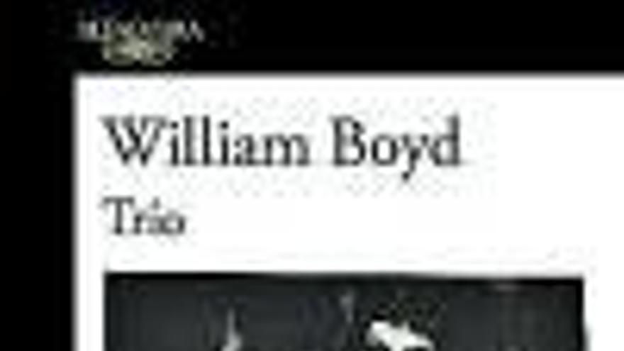 El seductor Trío de William Boyd