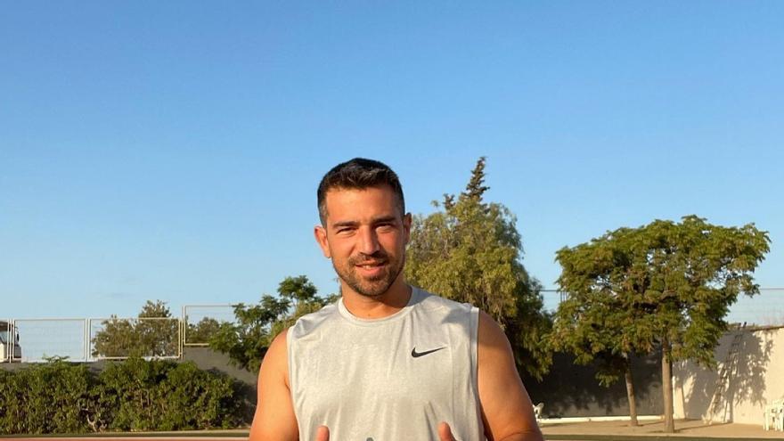 Un entrenador abandona la UD Ibiza tras recibir presiones para no practicar atletismo en las pistas