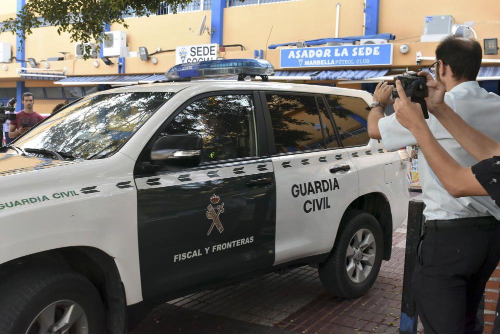 DETENIDOS EN ESPAÑA VARIOS CABECILLAS DE LA ...
