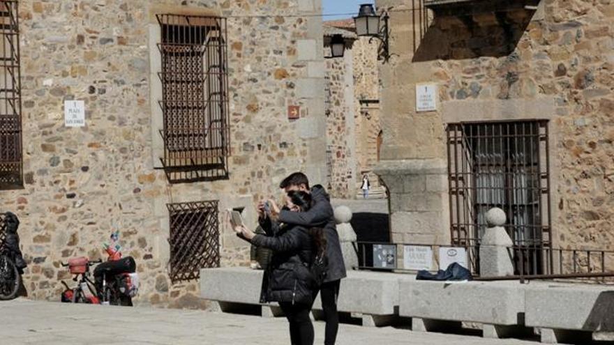 El sector turístico extremeño acusa una nueva Semana Santa «inexistente»
