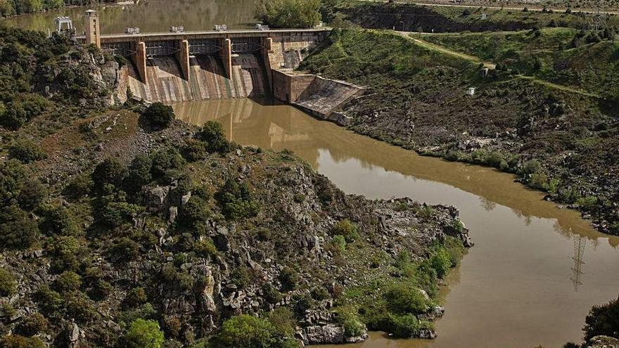 La generación hidroeléctrica del trimestre ascendió a 791 millones de kilovatios hora en Zamora