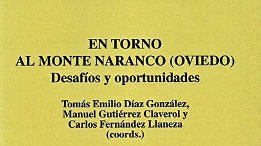 El RIDEA edita un libro dedicado al monte Naranco