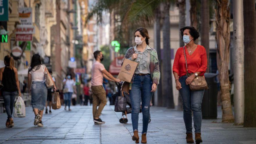 Canarias registra un fallecido y 202 contagios este sábado