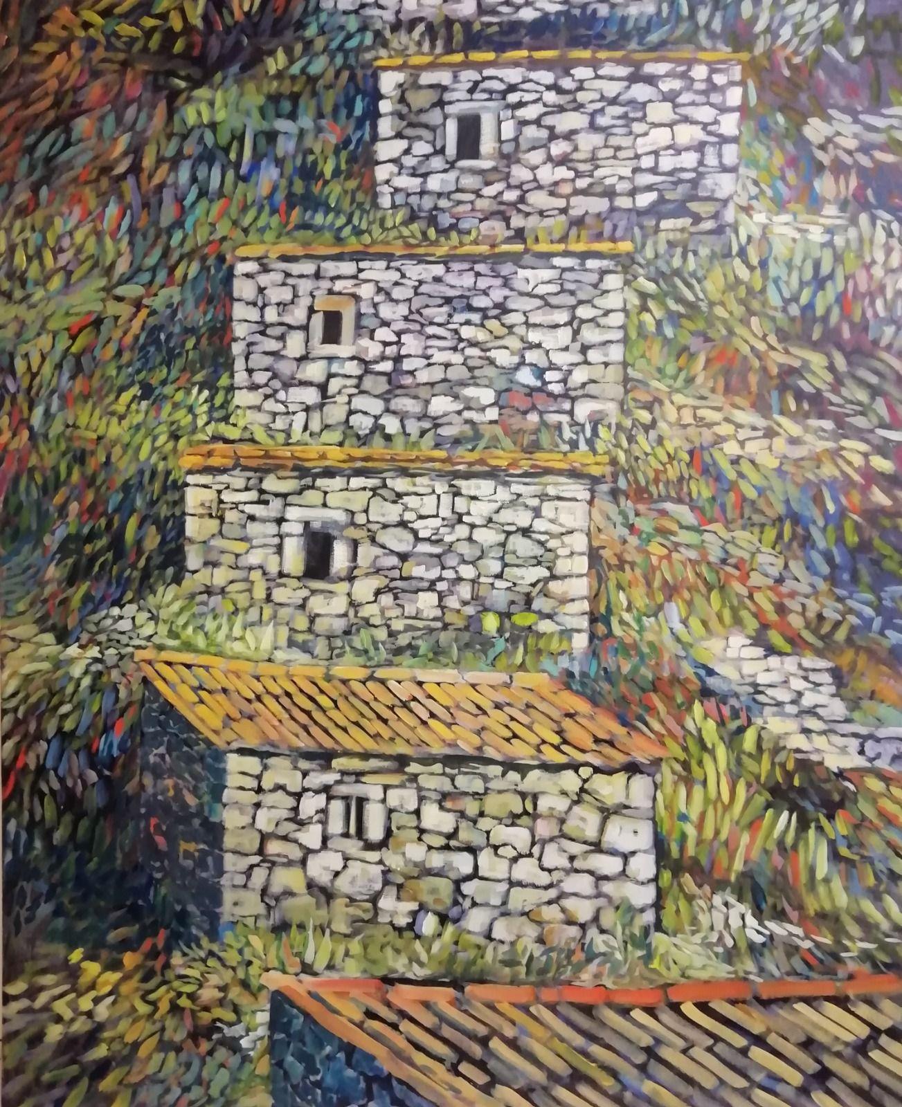 Obra de Daniel Amanfredi, de Aranda del Duero