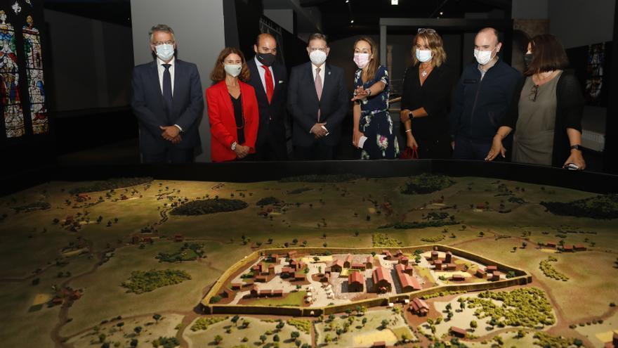LA NUEVA ESPAÑA inaugura la gran exposición sobre el origen del Camino